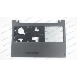 Верхняя крышка для ноутбука Lenovo (Ideapad: 100-15IBD), black (ОРИГИНАЛ)