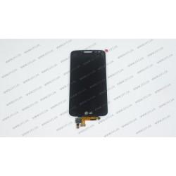 Модуль матрица + тачскрин  для LG G2 mini Gold (LGD618.ACISKG), black