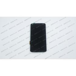 Модуль матрица + тачскрин  для Motorola XT1580 Moto X Force, black