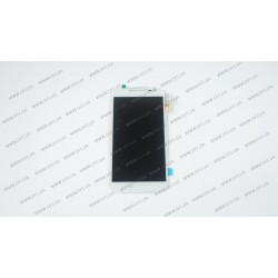 Модуль матрица + тачскрин для Motorola MOTO G4, white