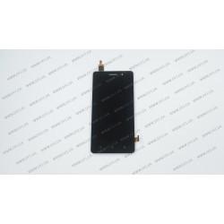 Модуль матрица+тачскрин Huawei Honor 4C, black