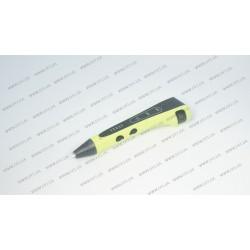 3D ручка DFI модель G8H (пластиковый корпус, сопло 0.7мм, ABS, PCL, PLA пластик 1.75мм, лед индикаторы режима работы, 3 режима скорости подачи пластика, вес 48 грамм), цвет салатовый
