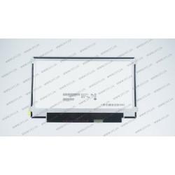 Матрица 11.6 B116XTN02.2 (1366*768, 30pin(eDP), LED, SLIM(горизонтальные ушки), глянец, разъем справа внизу) для ноутбука