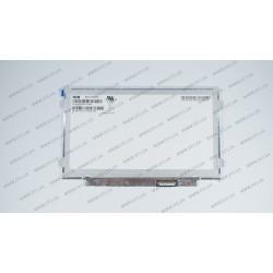 Матрица 10.1 M101NWT4 R3 (1024*600, 40pin, LED, SLIM(горизонтальные ушки), глянцевая, разъем справа внизу, W=233mm) для ноутбука