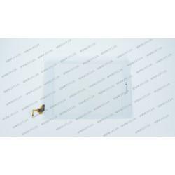 Тачскрин (сенсорное стекло) CTP078038-05, 7,85, внешний размер 199*133 мм, рабочий размер 161*121 мм, 6pin, белый
