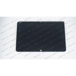 Матрица 12.5 LP125WF1-SPA3 touch (1920*1080, 40pin(eDP, IPS), LED, SLIM(без планок и ушек), матовая, разъем справа вверху) для ноутбука