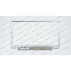 Матрица 12.5 LP125WH2-TLD1 (1366*768, 40pin, LED, SLIM (горизонтальные ушки), матовая, разъем справа внизу) для ноутбука