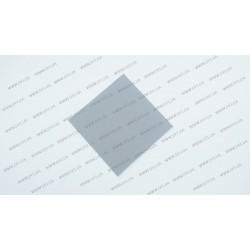 Термопрокладка силиконовая (100*100*0.25mm, 4.0 w/m-K) для ноутбуков