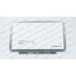 Матрица 13.3 B133XW01 V.1 (1366*768, 40pin, LED, SLIM (горизонтальные планки), глянец, разъем справа внизу) для ноутбука
