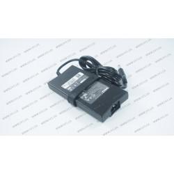 Оригинальный блок питания для ноутбука DELL SLIM 19.5V, 4.62A, 90W, 7.4*5.0-PIN, 3hole, Black (без кабеля) (PA-3E, Y808G, 330-1825)