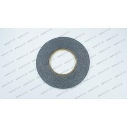Скотч двухсторонний 3M, черный, ширина 4мм, толщина 0,15 мм, длина - 50 метров (ОРИГИНАЛ)