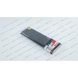 Портативная батарея REMAX Vanguard PP-V12 , 12000 mAh , черный (1.2А)