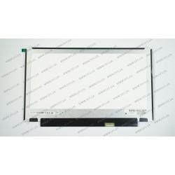 Матрица 13.3 LP133WH2-SPA1 (1366*768, 30pin(eDP, IPS), LED, SLIM(вертикальные ушки), глянцевая, разъем справа внизу) для ноутбука