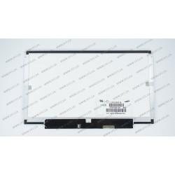 Матрица 13.3 LTN133AT16 (1366*768, 40pin, LED, SLIM (горизонтальные планки), глянец, разъем справа внизу) для ноутбука