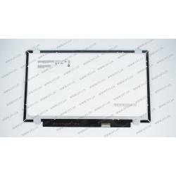Матрица 14.0 B140XTN02.D (1366*768, 30pin(eDP), LED, SLIM ( вертикальные ушки), глянец, разъем справа внизу) для ноутбука