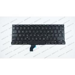 Клавиатура для ноутбука APPLE (MacBook Pro Retina: A1502 (2013-2015)) eng, black, BIG Enter