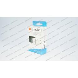 Зарядное устройство MeiZu USB 2.0A , черный  + microUSB кабель