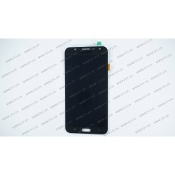 Модуль матрица + тачскрин  для Samsung Galaxy J7(J700H/DS, J700F/DS, J700M/DS), black (TFT)