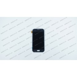 Модуль матрица + тачскрин  для Samsung Galaxy J1 Ace (J110H/DS), black (TFT)