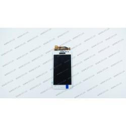 Модуль матрица + тачскрин  для Samsung Galaxy A3 (A300F/DS, A300FU/DS, A300H/DS), white (TFT)