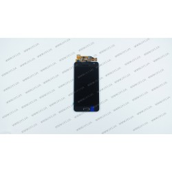 Модуль матрица + тачскрин  для Samsung Galaxy A3 (A300F/DS, A300FU/DS, A300H/DS), black (TFT)