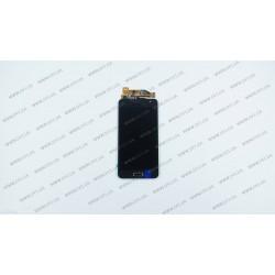 Модуль матрица + тачскрин  для Samsung Galaxy A3 (A300F/DS, A300FU/DS, A300H/DS), black