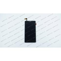 Модуль матрица + тачскрин для Xiaomi Redmi Note 2, black