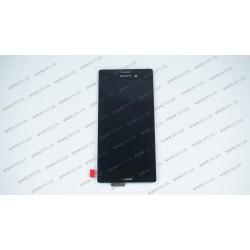 Модуль матрица + тачскрин для Sony Xperia M4 Aqua Dual E2303, E2306, E2312, black