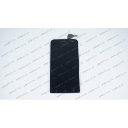 Модуль матрица + тачскрин для Asus ZE500KL, Zenfone 2 LASER, black