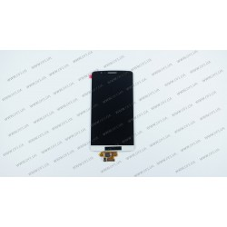 Модуль матрица + тачскрин  для LG G3 (D855/D858/D859), white