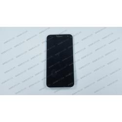 Модуль матрица + тачскрин для Huawei Ascend G7 (G760-L01), black, оригинал