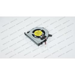 Оригинальный вентилятор для ноутбука SAMSUNG NP530U3C, NP530U3B, NP532U3C, NP535U3C, NP540U3C, NP540U4E, DC 5V 0.4A, 4pin (BRUSHLESS BA31-00125C) (Кулер)