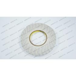 Скотч двухсторонний прозрачный 3M, ширина 6мм, толщина 0,15 мм, длина - 50 метров (ОРИГИНАЛ)