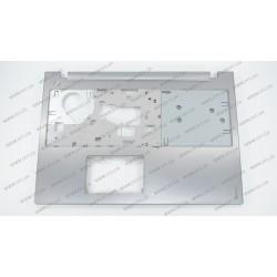 Верхняя крышка для ноутбука Lenovo (Z500, P500), silver