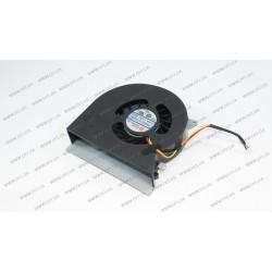 Вентилятор для ноутбука MSIGT72 (CPU FAN), GT72S GT72VR, GT72S GT72VR, MS-1781, MS-1782 series, 3pin (PABD19735BM-N292) (Кулер)