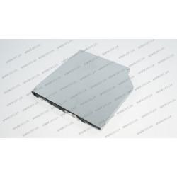 Привод DVD±RW Panasonic, UJ8E2Q, slim, для ноутбука, SATA, высота - 9.5мм