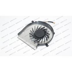 Оригинальный вентилятор для ноутбука MSIGE62 (ДЛЯ ВИДЕОКАРТЫ), GE72, GL62, GL72, GP62, GP72, PE60, PE70, DC 0.55A 5V, 3pin (AAVID THERMALLOY PAAD06015SL) (Кулер)