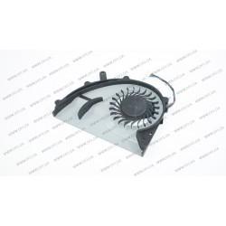 Оригинальный вентилятор для ноутбука FUJITSU Lifebook UH552, DC 0.55A 5V, 4pin (AAVID THERMALLOY PAAD06015SL) (Кулер)
