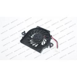 Оригинальный вентилятор для ноутбука SAMSUNG N100, N143, N145, N148, N150, N210, N220, NB30, DC 5V 0.44A, 3pin (BRUSHLESS KSB0405HB-9J42) (Кулер)