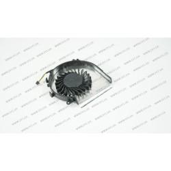 Оригинальный вентилятор для ноутбука MSIGE62 (CPU FAN), GE72, PE60, PE70, GL62, DC 5V 0.55A, 3pin (AAVID THERMALLOY PAAD06015SL)(Кулер)