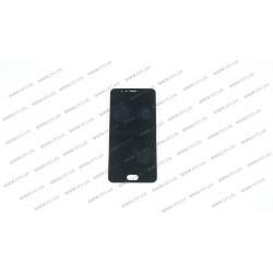 Модуль матрица + тачскрин для Meizu M5s, M5s mini, black, оригинал