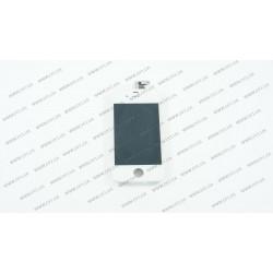 Модуль матрица + тачскрин для Apple iPhone 4S, white, оригинал