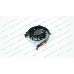 Оригинальный вентилятор для ноутбука LG C400 (HP CQ42), DC 5V 0.5A, 3pin (FORCECON DFS531105MC0T) (Кулер)