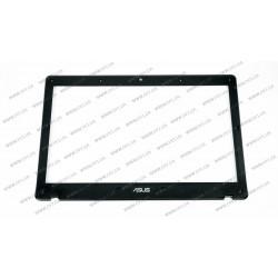 Рамка дисплея для ноутбука ASUS (K52 series), black, матовая