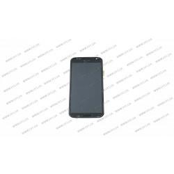 Модуль матрица + тачскрин для Motorola XT1092 Moto X (2nd Gen), XT1093, XT1094, XT1095, black