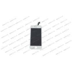 Модуль матрица + тачскрин для Apple iPhone 5C, white