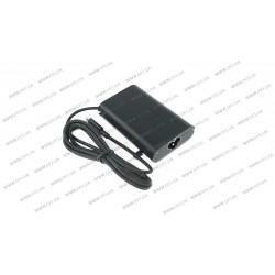 Оригинальный блок питания для ноутбука DELL USB-C 65W (20V/3.25A, 15V3A, 9V3A, 5V2A), USB3.1/Type-C/USB-C, квадратный, Black (без кабеля!) (0M1WCF)