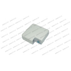 Оригинальный блок питания для ноутбука APPLE USB-C 87W (20.3V/4.3A, 14.5V/2A, 9V/3A, 5.2V/2.4A), Type-C, USB3.1, White (без кабеля! без евро-адаптера) (A1718, A1706, A1708)