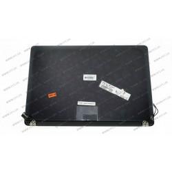 Крышка+матрица в сборе для ноутбука Apple A1398 2013-2014 (12 pin), Silver 100% ОРИГИНАЛ (AASP)