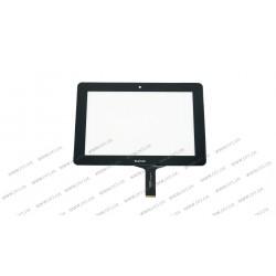 Тачскрин (сенсорное стекло) C182123A1-FPC659DR-04, 7, внешний размер 182*123 мм, рабочий размер 152*95 мм, черный